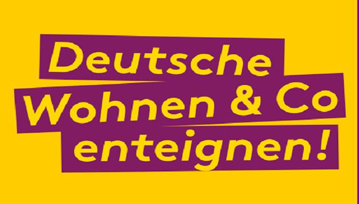 Berlin: Büyük ev şirketleri kamulaştırılsın.