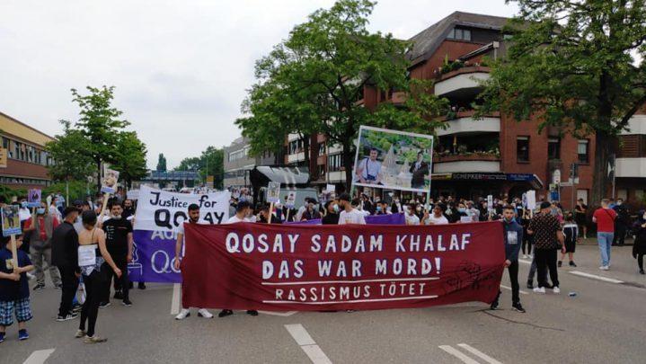 Almanya'da polis şiddeti ve kurumsal ırkçılık. – Ahmet Güler