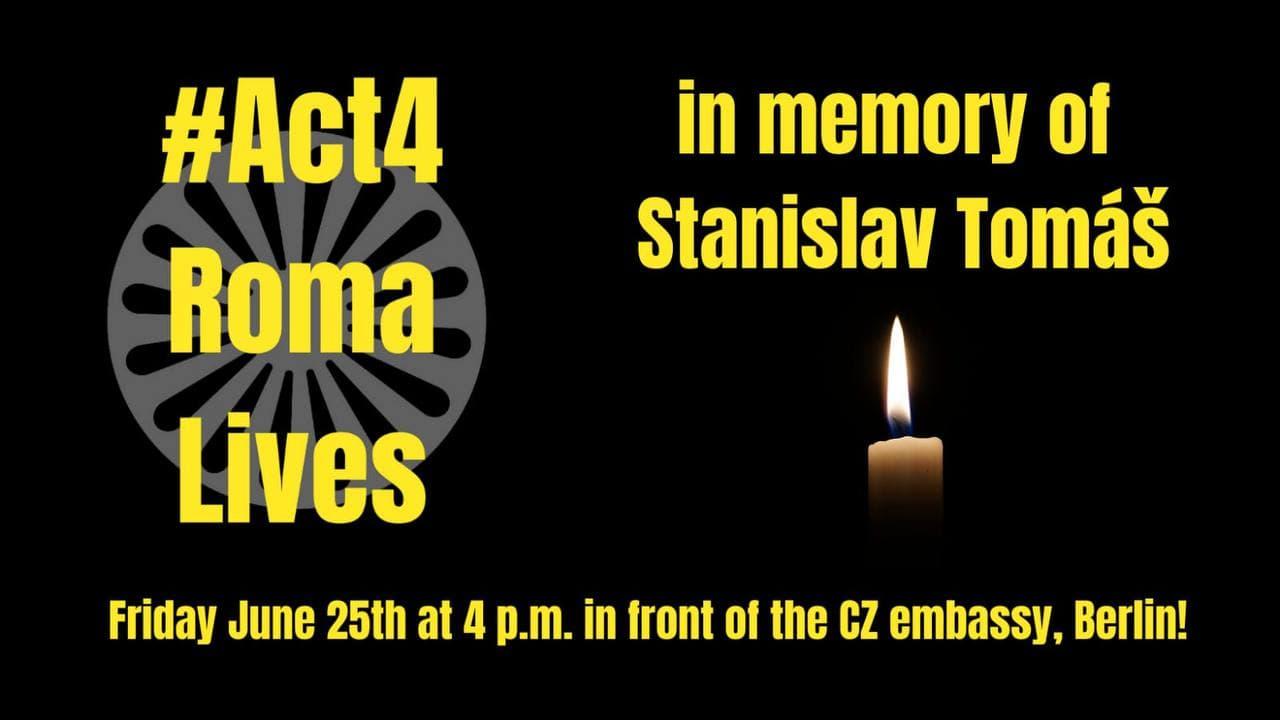 Roman Stanislav, polisin 6 dakika boyunca boynuna basması sonucu öldürüldü