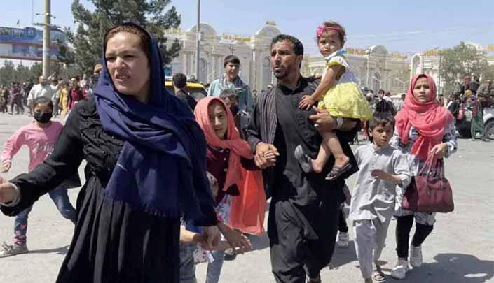 Afganistan'da İşgalci güçler geri çekildi yerine islamcı Taliban dikatörlüğü geldi – DuvarYazisi.org